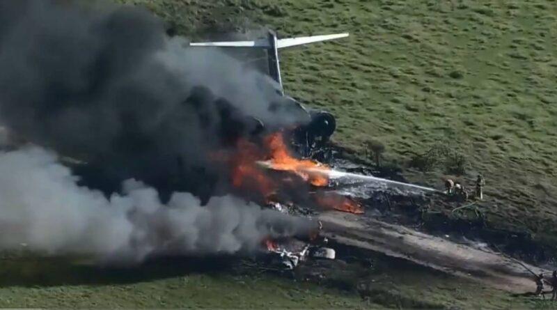 Пасажири вижили в авіакатастрофі в Техасі