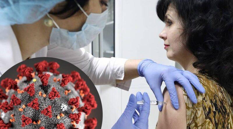 Черги на вакцинацію від COVID-19 в Україні