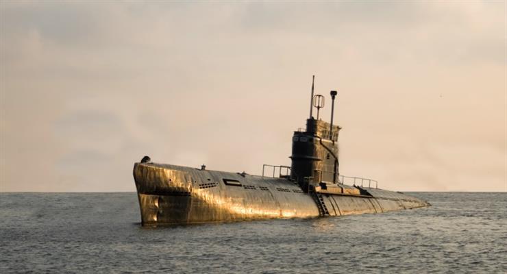 """Росія вперше випустила гіперзвукову ракету """"Циркон"""" з підводного човна"""